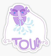 Tough Sticker