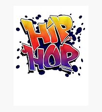 HIP HOP Photographic Print