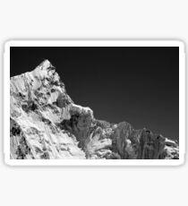 Kala Patthar Mountain, HIMALAYAS, Everest Nepal Sticker