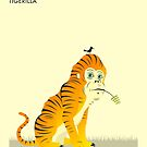 T is for TIGERILLA by JazzberryBlue