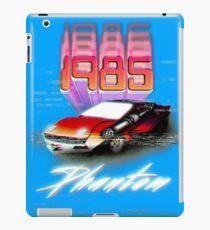 1985 PHANTOM! iPad Case/Skin