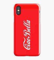 Ciao bella!  iPhone Case