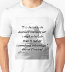 High Principle - Grover Cleveland T-Shirt