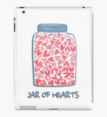 love jar iPad Case/Skin