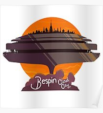 Bespin: Cloud City Poster