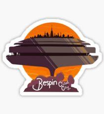 Bespin: Cloud City Sticker