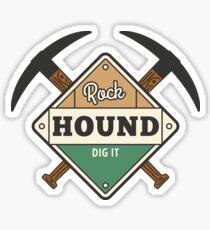 Rockhound Sticker