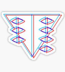 Neon Genesis Evangelion Seele Sticker