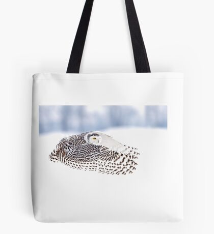 Wings - Snowy Owls Tote Bag
