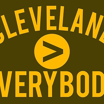 Cleveland > Everybody - Brown and Orange - Go Browns - Dawg Pound by geekingoutfitte