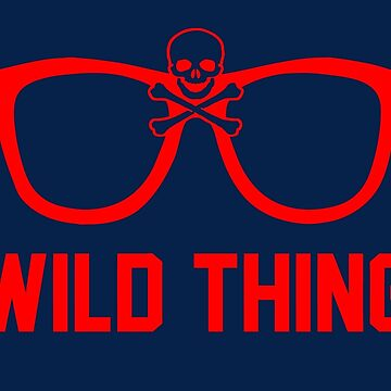 Wild Thing - For The Major League Indians Fan! by geekingoutfitte
