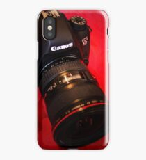 MY NEW CANON 6D  iPhone Case/Skin