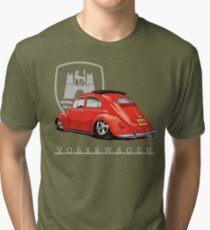 Oval Ragtop Bug Tri-blend T-Shirt