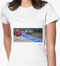 Formula 1 Women's Fitted T-Shirt