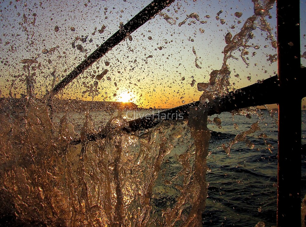Splash! by CliveHarris