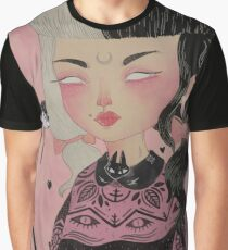 Skully-pop  Graphic T-Shirt
