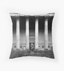 St George's Hall, Liverpool Throw Pillow