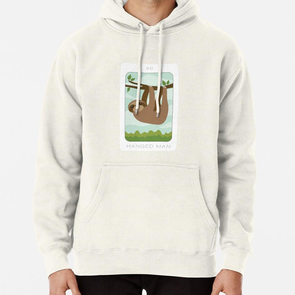 Hanged Man Pullover Hoodie