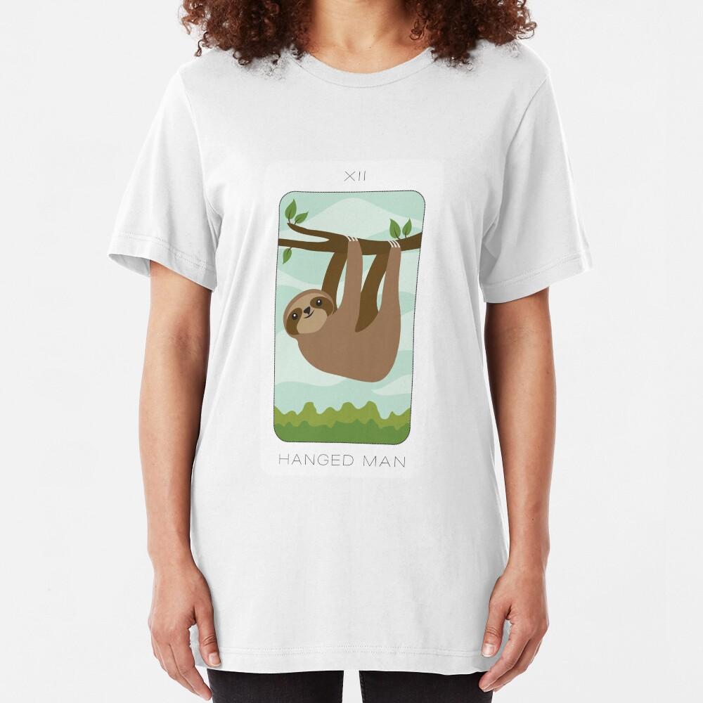 Hanged Man Slim Fit T-Shirt