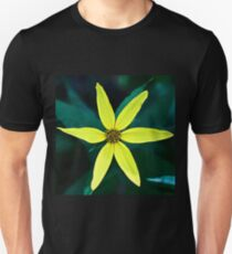 Woodland Sunflower Unisex T-Shirt