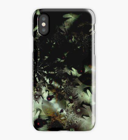 Dark Fairies iPhone Case