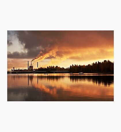 Oulu Photographic Print