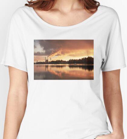 Oulu Women's Relaxed Fit T-Shirt
