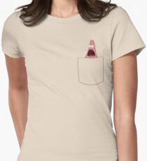 Patrick Star  Women's Fitted T-Shirt