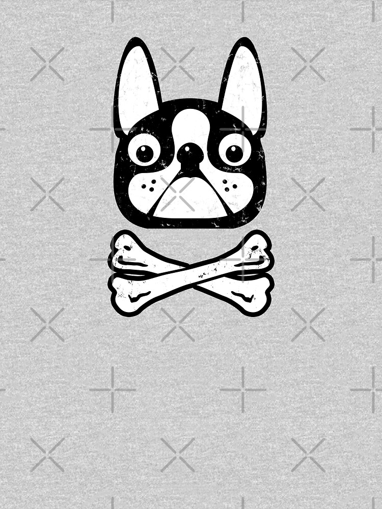 Boston terrier by CoolTees