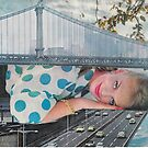 Bridge over trouble waters by Susan Ringler