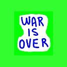 War is Over by Albert