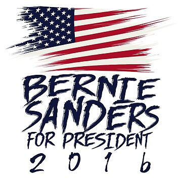 Bernie Sanders for president 2016 by CoolTees