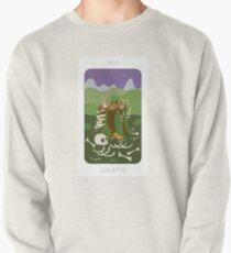Death Pullover Sweatshirt