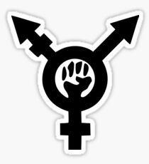 Transfeminism Sticker