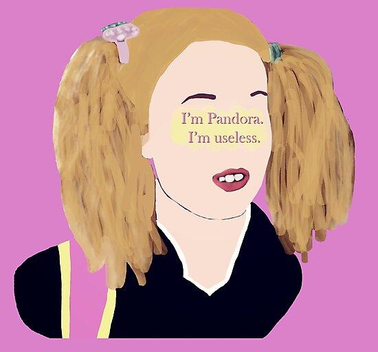 Skins UK - I'm Pandora. I'm useless. by ohwowskins