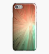 Inside Optical Fibers iPhone Case/Skin