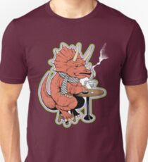 Ty the Triceratops LGBT Dinos! T-Shirt