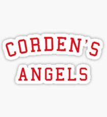 cordens angels Sticker