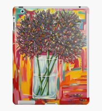 Agapanthus Shots  iPad Case/Skin