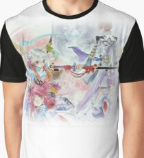 TALES OF GRACES · t-shirt: coverART [no logo version] Graphic T-Shirt