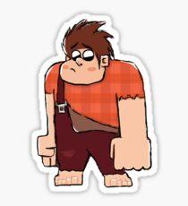 Wreck-It-Ralph Sticker