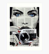 momento Art Print