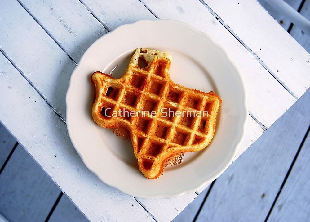 Texas Waffle by Catherine Sherman