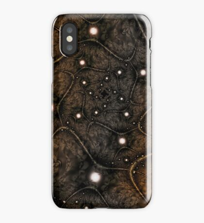 Shades of Brown iPhone Case