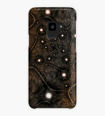 Shades of Brown Case/Skin for Samsung Galaxy