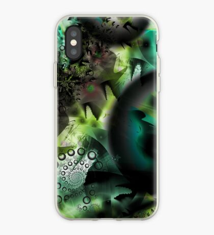 Galaxy Quest Space Art iPhone Case