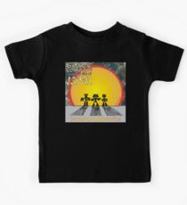 Space Cowboys Under The Sea Of Japan Kids Tee