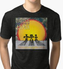 Space Cowboys Under The Sea Of Japan Tri-blend T-Shirt