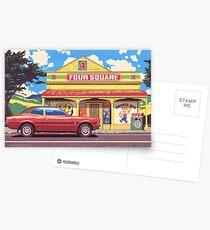 Shop, Bro Postcards