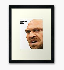Le Ryback Framed Print